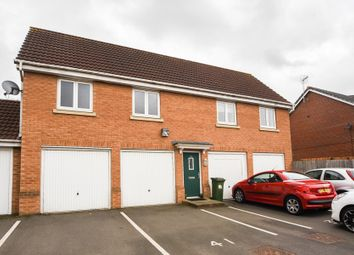 Thumbnail 2 bed mews house for sale in Tuffleys Way, Thorpe Astley, Braunstone, Leicester