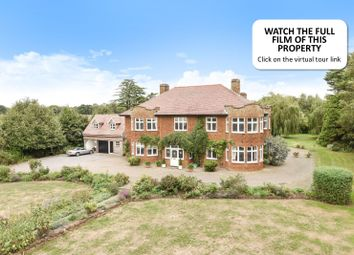 Thumbnail 6 bed detached house for sale in Castle Rising Road, South Wootton, King's Lynn