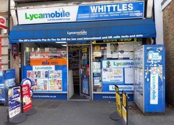 Thumbnail Retail premises for sale in Barking Road, London