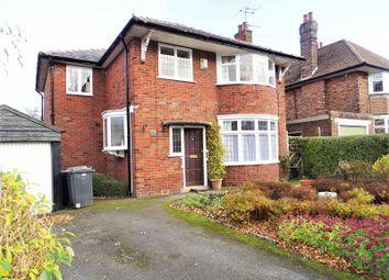 Thumbnail 4 bed detached house for sale in Park Lane, Penwortham, Preston