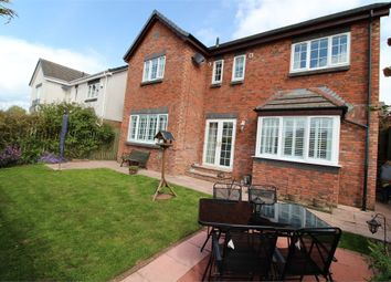 Thumbnail 4 bed detached house for sale in Carleton Hall Gardens, Penrith, Cumbria