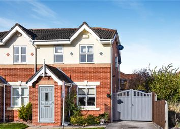 Thumbnail 2 bed semi-detached house for sale in Hampstead Park, Scartho Top