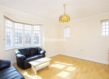Thumbnail 3 bed flat to rent in Golders Court, Woodstock Road, London