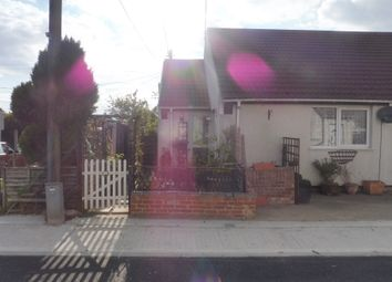 Thumbnail 1 bedroom semi-detached bungalow for sale in Crossley Avenue, Jaywick, Clacton-On-Sea