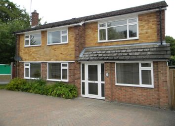 Thumbnail 4 bedroom detached house to rent in Coombe Gardens, Berkhamsted
