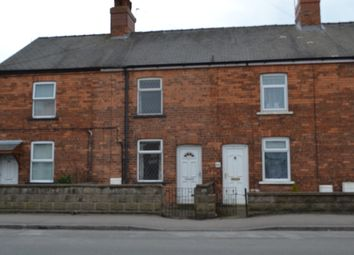 Thumbnail 2 bedroom terraced house to rent in Main Street, Balderton, Newark