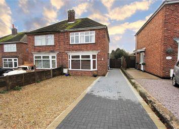 Thumbnail 3 bed semi-detached house for sale in Gunthorpe Road, Gunthorpe, Peterborough