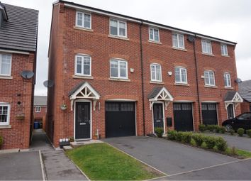 Thumbnail 4 bed town house for sale in Gort Way, Heywood