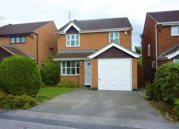 Thumbnail 3 bed detached house for sale in Ringstead Close, West Bridgford, Nottingham