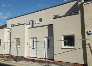 Thumbnail 1 bed terraced house to rent in Milton Road, Harwich