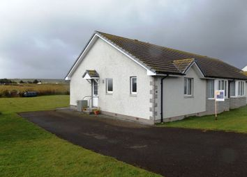 Thumbnail 3 bed semi-detached bungalow for sale in Young Crescent, Lybster