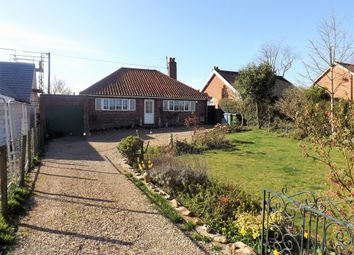 Thumbnail 2 bedroom detached bungalow for sale in 39 Halesworth Road, Reydon, Nr Southwold