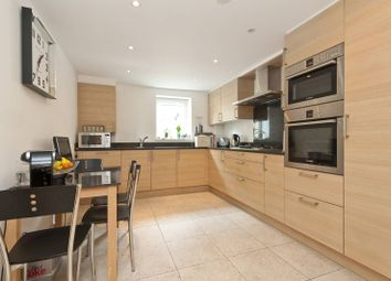 Thumbnail 2 bedroom flat for sale in Slades Hill, Enfield