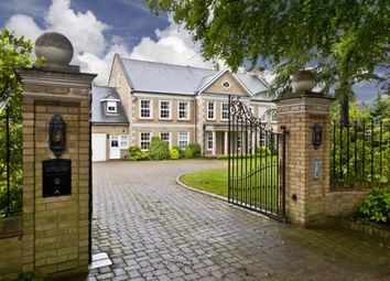 Thumbnail 6 bed detached house to rent in Eaton Park, Cobham