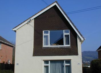 Thumbnail 2 bed flat to rent in Malvern Road, Sidmouth