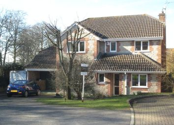 Thumbnail 4 bed detached house for sale in Nathan Close, Yeovil