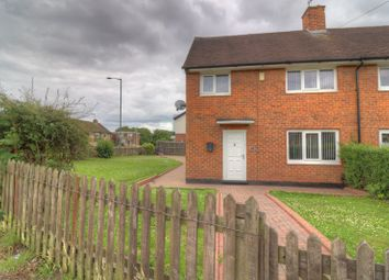 Thumbnail 3 bed end terrace house for sale in Silver Birch Road, Kingshurst, Birmingham