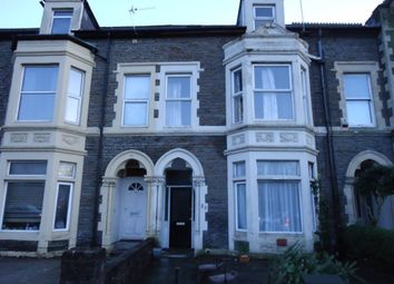 Thumbnail 1 bed flat to rent in Penhill Road, Cardiff