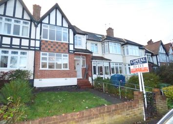 Thumbnail 3 bed terraced house to rent in Durham Avenue, Bromley