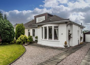 Thumbnail 3 bed semi-detached bungalow for sale in 48 Roffey Park Road, Paisley