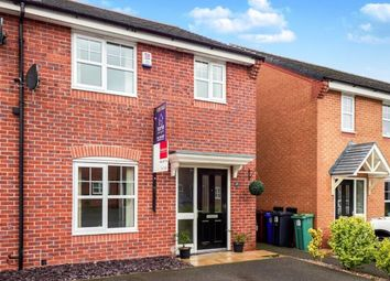 Thumbnail 3 bed semi-detached house for sale in Admiral Way, Newton, Hyde, Greater Manchester