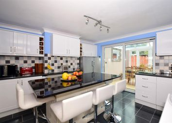 Thumbnail 4 bed semi-detached house for sale in Willow Tree Close, Willesborough, Ashford, Kent