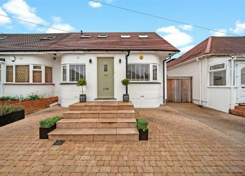 Thumbnail 4 bedroom semi-detached bungalow for sale in Kinloch Drive, Kingsbury, London
