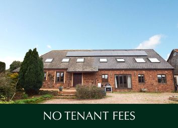 Thumbnail 4 bed detached house to rent in Shillingford Abbot, Exeter