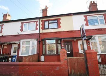 Thumbnail 2 bedroom terraced house for sale in Leicester Street, Stockport