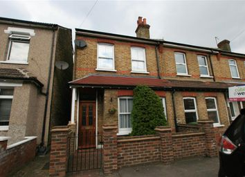 Thumbnail 2 bedroom end terrace house for sale in Burgess Road, Sutton, Surrey