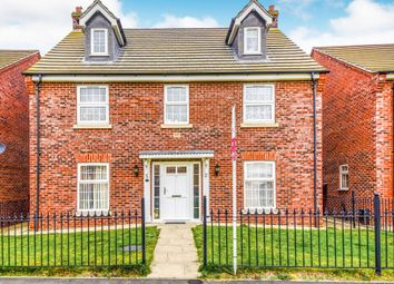 Thumbnail 5 bedroom detached house for sale in Sunflower Way, Wyberton Fen, Boston
