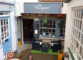Thumbnail Restaurant/cafe for sale in Whitby YO21, UK