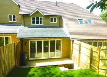 Thumbnail 2 bed terraced house to rent in Marley Road, Harrietsham, Maidstone