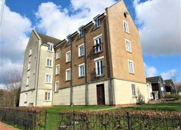 Thumbnail 2 bed flat for sale in Ffordd James Mcghan, Cardiff