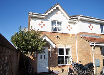 Thumbnail 3 bedroom end terrace house for sale in Coriander Drive, Bradley Stoke