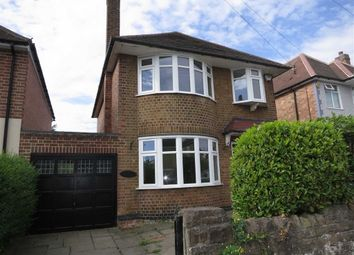 Thumbnail 3 bed detached house to rent in Redhill Lodge Drive, Redhill, Nottingham