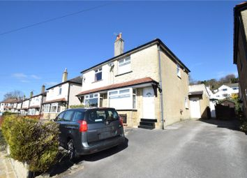 Thumbnail 2 bed semi-detached house for sale in Grange Crescent, Riddlesden, Keighley, West Yorkshire