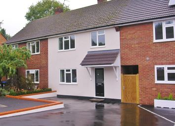 Thumbnail 3 bed terraced house for sale in Hillside Close, Knaphill, Woking