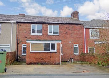 Thumbnail 3 bed terraced house for sale in Raby Avenue, Easington Village, Peterlee