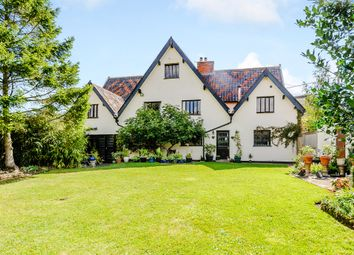 Thumbnail 6 bed detached house for sale in Withersdale Road, Mendham, Harleston