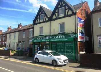 Thumbnail Retail premises for sale in Mansfield NG19, UK