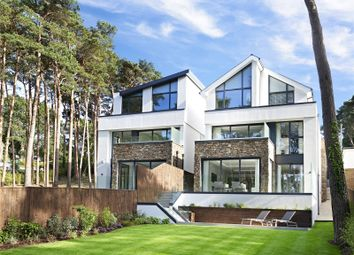 Thumbnail 4 bed detached house for sale in Dornie Road, Canford Cliffs, Poole, Dorset