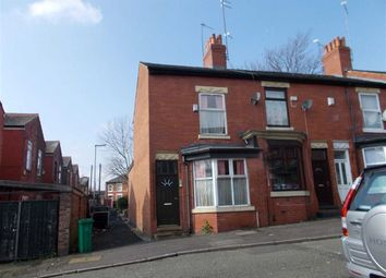Thumbnail 2 bed end terrace house for sale in Clibran Street, Cheetham Hill, Manchester