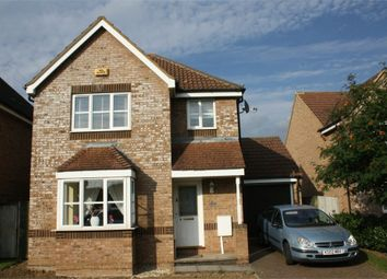Thumbnail 3 bed detached house for sale in Highveer Croft, Tattenhoe, Milton Keynes, Buckinghamshire