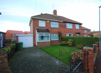 Thumbnail 3 bed semi-detached house for sale in Garden House Estate, Ryton