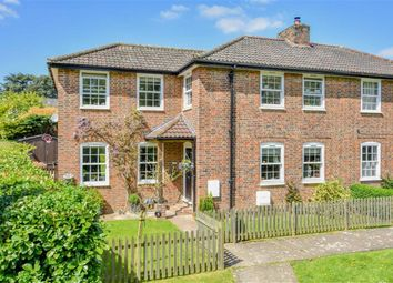 Thumbnail 4 bed semi-detached house for sale in Oudle Lane, Much Hadham, Hertfordshire