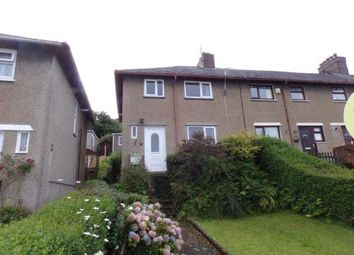 Thumbnail 3 bed end terrace house for sale in Gwynan Road, Penmaenmawr, Conwy, North Wales