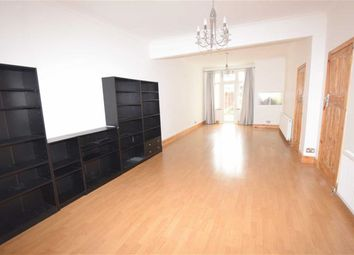 Thumbnail 3 bed terraced house to rent in Rosemary Avenue, Finchley, London