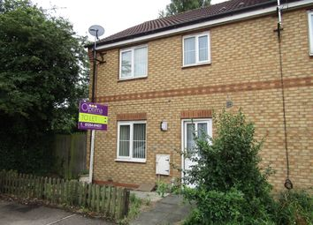 Thumbnail 3 bed end terrace house to rent in Stephenson Close, March