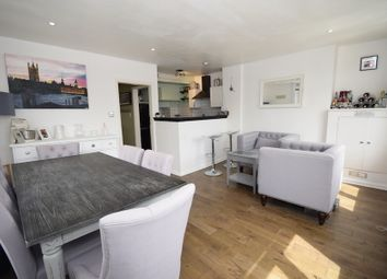 Thumbnail 3 bed flat for sale in Holly Park Road, London
